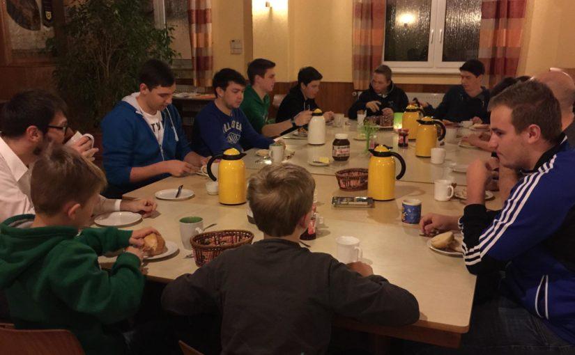Frühschichten der Jugend in der Fastenzeit