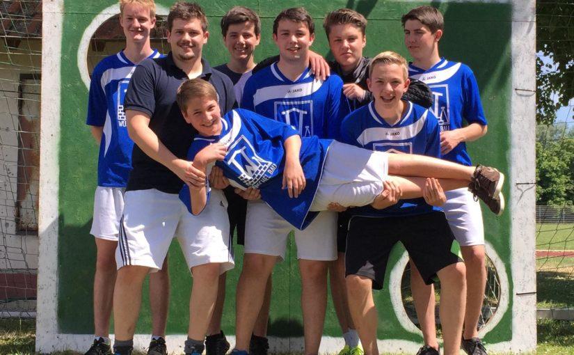 FC Heilig erreicht 4. Platz bei den Fußball-Dorfmeisterschaften