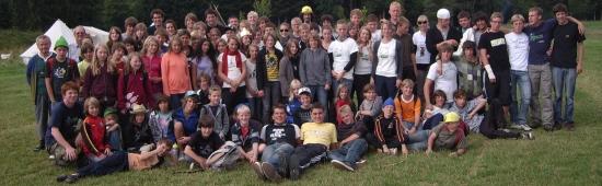 Zeltlager 2010 zu Ende gegangen