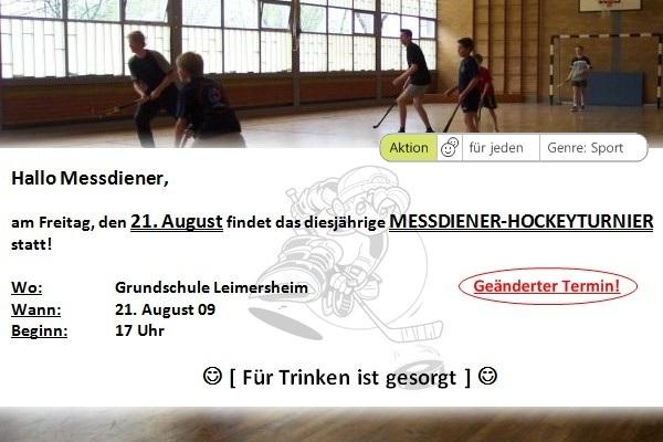 Hockeyturnier 2009