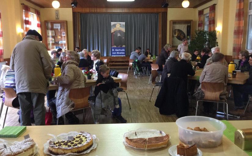 Messdiener St. Gertrud feiern Patronatsfest St. Gertrud