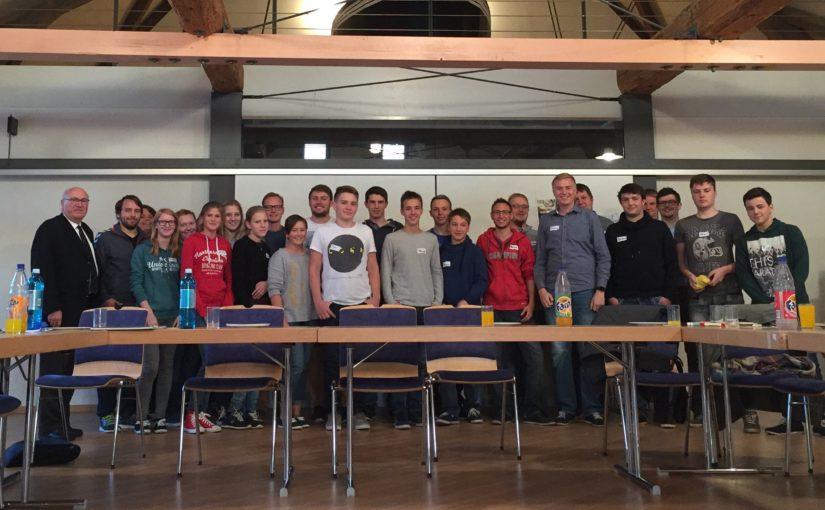 Jugendgruppen wählen ihre Vertreter für St. Theodard