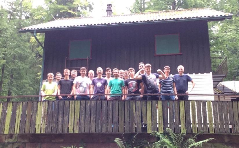 Messdienerratswochenende 2015 im Schwarzwald
