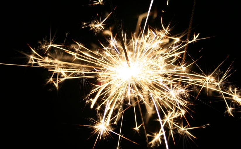 Wir wünschen ein frohes neues Jahr 2016!
