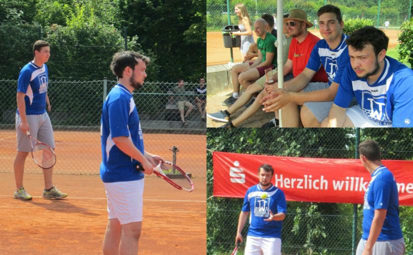Messdiener erreichen 7. Platz bei Tennis-Dorfmeisterschaften