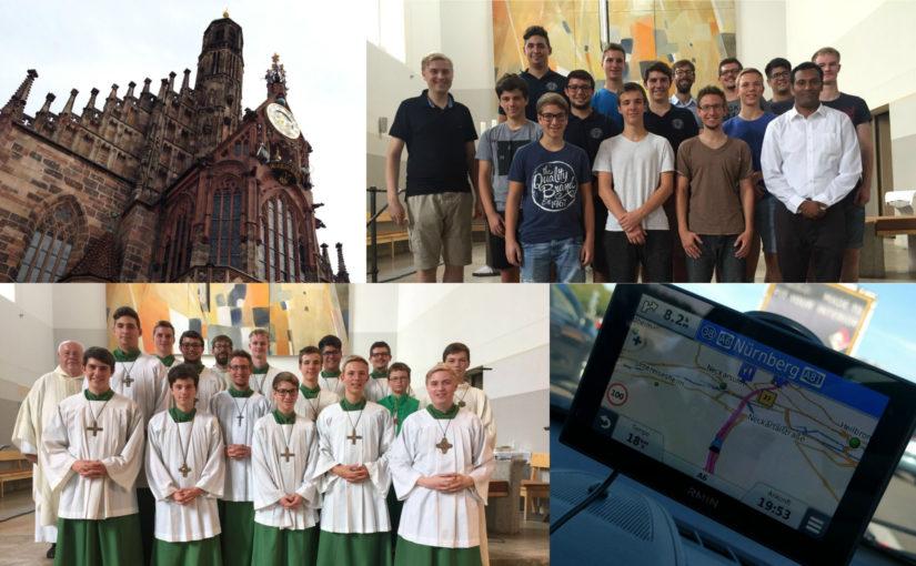 Messdienerratswochenende 2016 in Nürnberg: Messdiener bestens vorbereitet für 2017