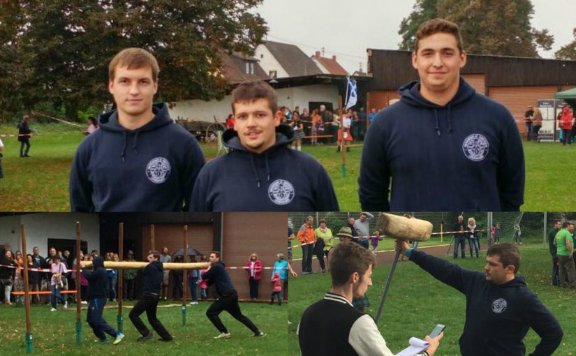 Messdiener erreichen 7. Platz bei den ersten Leimersheimer Highland-Games