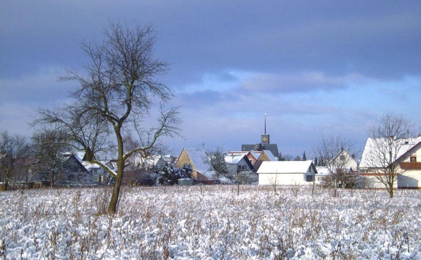 Nikolausservice 2020: Der echte Nikolaus besuchte die Kinder der Umgebung