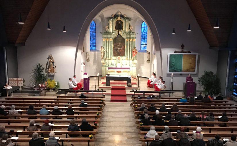 Patronatsfest St. Gertrud: 127 Stunden Zukunftszeit gesammelt