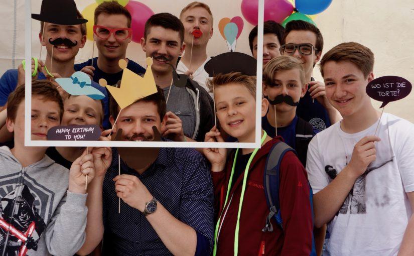 200 Jahre Bistum Speyer – Messdiener feiern mit