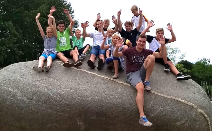 Aktion Ferienspaß: Fahrradtour zur alla-hopp!-Anlage Rülzheim