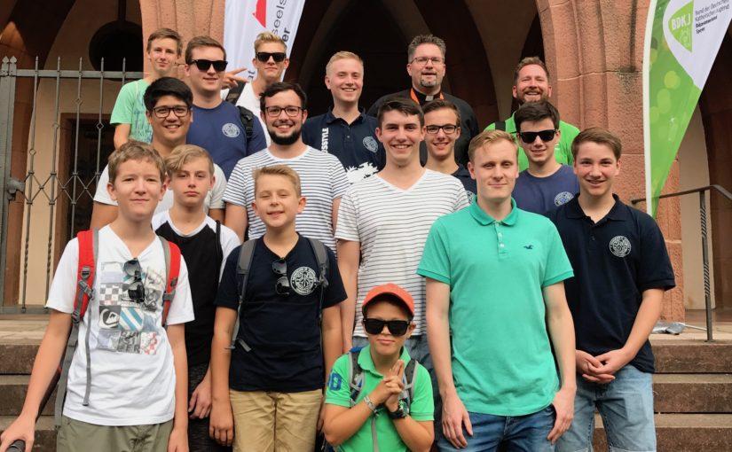 Dem Geheimnis auf der Spur: Messdienertag in Kaiserslautern