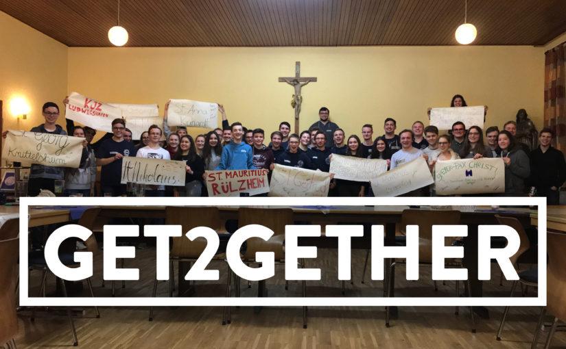 GET2GETHER: Ü15-Treffen der kirchlichen Jugendgruppen