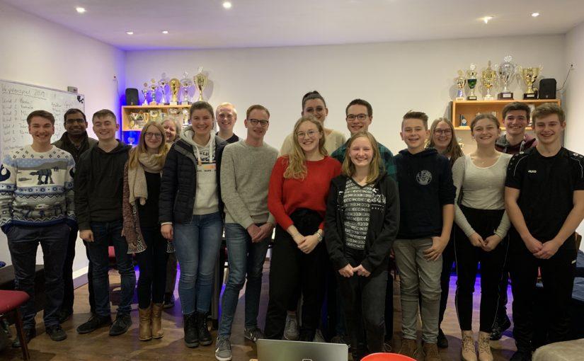 Jugendversammlung 2019: Neue Jugendverteter für die Pfarrei